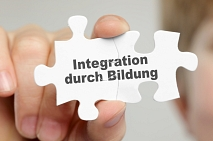 Integration durch Bildung © Coloures-Pic / Fotolia